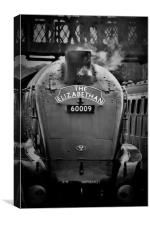 The Elizabethan Express, Canvas Print