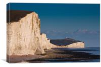 Seven Sisters, Canvas Print