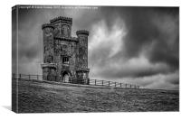 Paxtons Tower, Canvas Print