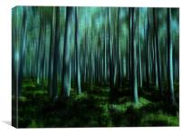 Trees, Canvas Print