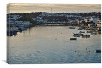Afternoon in Tavira , Canvas Print