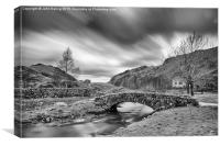 Watendlath, Canvas Print
