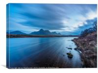 Ben Loyal and Lochan Hakel, Canvas Print