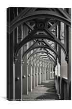 High Level Bridge, Canvas Print