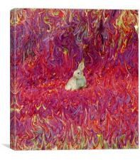 Forest Fire, Canvas Print