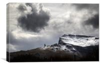 Old Man of Storr , Canvas Print