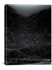 From The Void, Canvas Print
