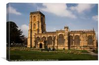 Church of St John the Baptist, Yeovil, Canvas Print