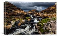 Lochcraig Head, Canvas Print