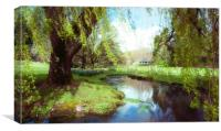 Willow, Canvas Print