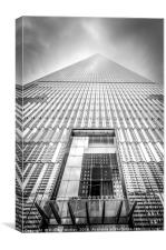 One World Trade Centre, Canvas Print