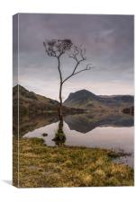 Fleetwith Reflections, Canvas Print