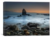 Saints Bay Twilight, Canvas Print