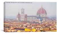 Florence., Canvas Print