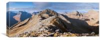 Sisters of Kintail, Canvas Print