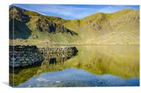 Levers Water, Canvas Print