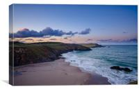 Durness, Canvas Print