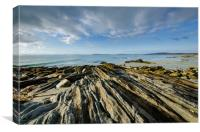 Berneray, Canvas Print