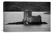 Kisimul Castle, Canvas Print