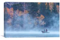 Fishermen, Canvas Print