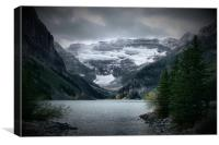 Lake Louise, Canvas Print