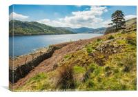 The Haweswater Ramble, Canvas Print