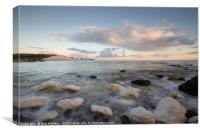 Seven Sisters Clouds, Canvas Print