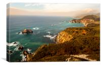California Pacific Coast Road Trip 0579, Canvas Print