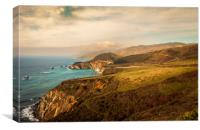 California Pacific Coast Road Trip 0580, Canvas Print