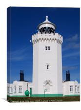 South Foreland Lighthouse, St. Margaret's, Dover, Canvas Print