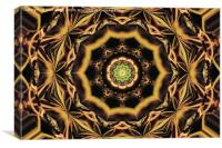 The Pattern Box, Canvas Print