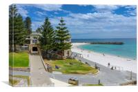 Cottesloe Beach WA, Canvas Print