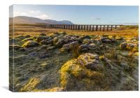 Ribblehead Viaduct , Canvas Print