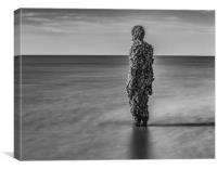 Another Place by Anthony Gormley, Canvas Print