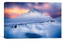 Stob Dearg No.2, Canvas Print