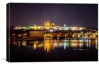 Prague, Canvas Print