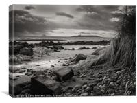 The Gathering Storm, Canvas Print