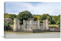 Upnor Castle Kent, Canvas Print