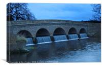 5 Arches In Kent, Canvas Print