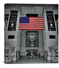 Grand Central Station, Canvas Print