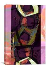 container 29 series, Canvas Print