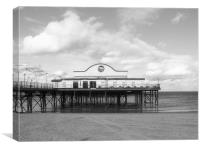 Cleethorpes Pier, Canvas Print