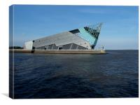 The Deep, Hull, Canvas Print