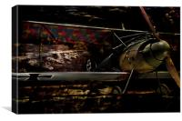 Ready for Take-off, Canvas Print
