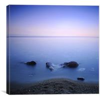 Calm, Canvas Print