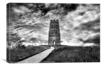 The Tor, Canvas Print