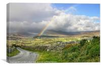 Mourne Valley, Canvas Print