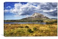 Errigal, Pride of Donegal, Canvas Print