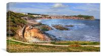 Scarborough Bay 2012, Canvas Print