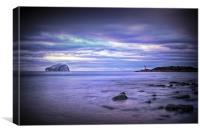 Bass Rock Scotland, Canvas Print